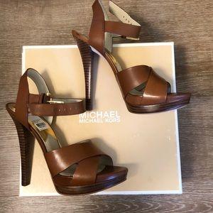 Michael by Michael Kors sandal heels